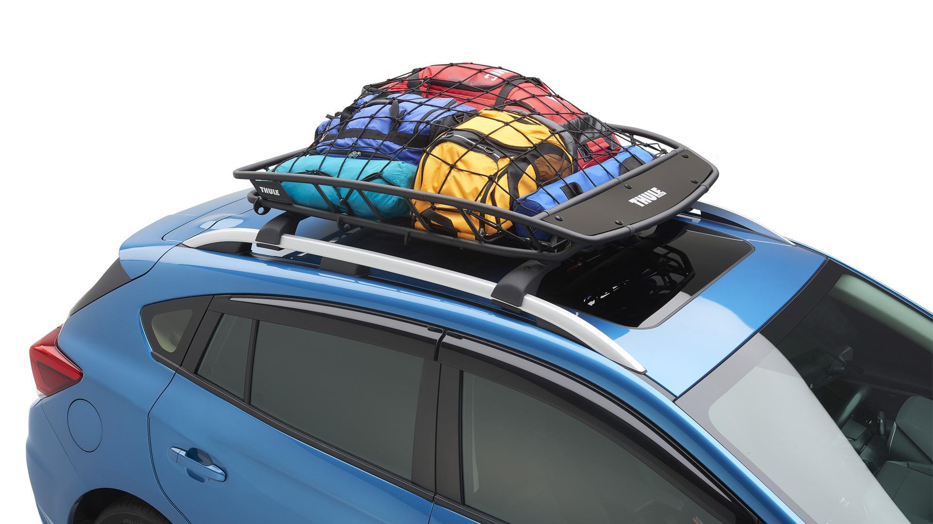 Subaru Outback Thule Heavy-Duty Cargo Basket. Roof, Easy ...